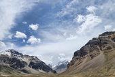 Amazing Himalaya mountains — Stock Photo