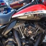 Постер, плакат: Harley Davidson motorbikes