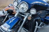 Harley-Davidson motorbikes — Stock Photo