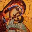 ������, ������: Traditional orthodox icon of Mother Mary