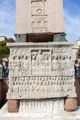 The Obelisk of Theodosius — Stock Photo