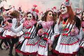 Xanthi Carnival Parade — Stockfoto