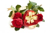 Valentine's day gift. — Stock Photo