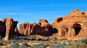 Arches National Park — Stockfoto