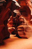 Antylope Canyon — Stock Photo