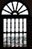 Paleis van het alhambra in granada — Stockfoto