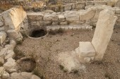 Archaeological ruins — Stock Photo