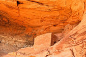 Ancient Anasazi village — Stock Photo