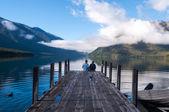 Nelson Lakes National Park New Zealand — Stock Photo