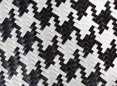 Interweaving leather — Stock Photo