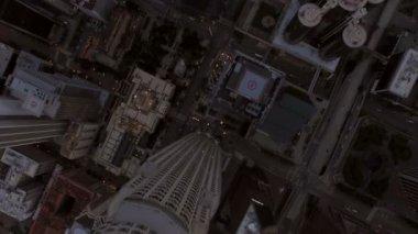 Los Angeles Aerial — Stock Video