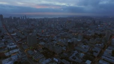 San Francisco Aerial — Stock Video