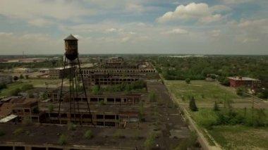 Antenne de Detroit — Vidéo