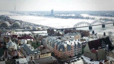 Riga — Stock Video