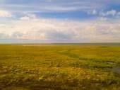 涂料的秋天自然北 — 图库照片