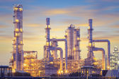 Oil plant — Stock Photo