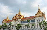 Chakri Maha Prasat Throne Hall — Stock Photo