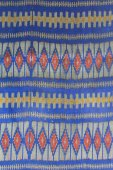 The pattern on the woven fabric — Stock Photo