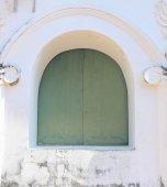 Disused window — Stock Photo