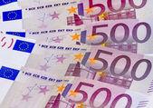 ユーロ紙幣 — ストック写真