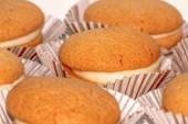 Cupcakes, closeup — Stock Photo