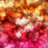 Abstract festive background with pink heart  — Foto Stock