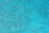 Textura de tecido azul — Fotografia Stock