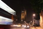 Big bena, londyn, wielka brytania — Zdjęcie stockowe