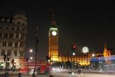 Big ben, london, velká británie — Stock fotografie
