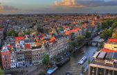 Amsterdam, países baixos, europa — Foto Stock