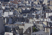 Panorama Of Paris, France — Stock Photo