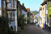 The town of Rye, England — Stockfoto