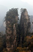 Zhāngjiājiè, China, Asia — Zdjęcie stockowe