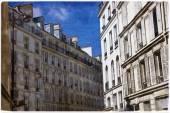 Vintage photo Paris — Стоковое фото