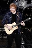 Ed Sheeran — Stock Photo
