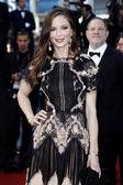 Actress Georgina Chapman — Стоковое фото
