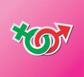 Sex icon — Stock Vector