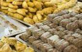 Flour Cookies — Stock Photo
