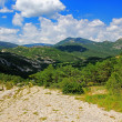 Beautiful summer day in the French mountains — Stock Photo #53136383