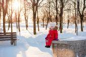 Winter vacation — Stock Photo