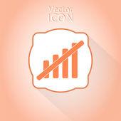 Ukazatele síly signálu — Stock vektor