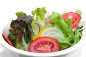 Salade de légumes frais — Photo