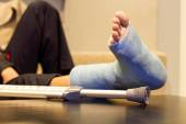Splint — Stock Photo