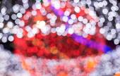 Bokeh lights background — Stock Photo