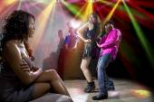 People in nightclub — Stock Photo