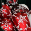 Baubles heart — Stock Photo #59912093