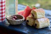 Summer picnic — Stock Photo