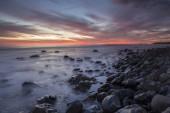 Maspalomas rocky shore — Stock Photo