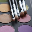 Professional cosmetics, palette with eyeshadow, make-up — Stock Photo #55837095
