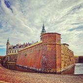 Kronborg castle in Denmark — Stock Photo